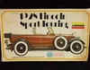Lindberg 2104     --    1928 Lincoln Sport Touring   1:32