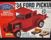 Lindberg 72155   --    '34 Ford Pickup  3'n1   1:25