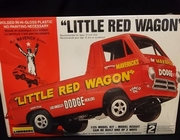 "Lindberg 72158    --    ""Little Red Wagon""  2'n1   1:25"