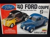 Lindberg 72159    --     '40 Ford Coupe   2'n1   1:25