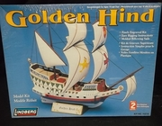 Lindberg 72218      --      'Golden Hind'    sailed by Sir Francis Drake on November 15, 1577