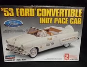 Lindberg 72321  --   1953 Ford Convertible Indy Pace Car   1:25
