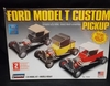 Lindberg 72334   --    Ford Model T Custom Pickup   3'n1   1:24