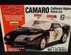 Lindberg 72577    --     Camaro California Highway Patrol Car  1:20