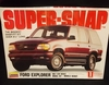 Lindberg 72613     --    Ford Explorer  / Super-Snap  ***1:20