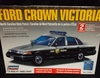 Lindberg 72779    --    'North Carolina State Patrol'  Ford Crown Victoria  - PrePainted Body  1:25