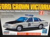 Lindberg 72780   --    'Alabama State Patrol' Ford Crown Victoria   -  PrePainted Body  1:25