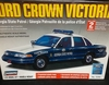 Lindberg 72781   --     'Georgia State Patrol'  Ford Crown Victoria  -  PrePainted Body   1:25