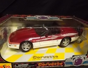 Maisto 31825      --      1995 Indianapolis 500 Official Corvette Pace Car May 28th 1995    1:18