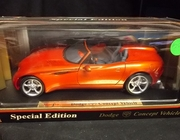 Maisto 31851     --     Dodge Concept Vehicle   1:18