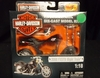 Maisto 39021      --    Harley Davidson  2000 FXSTB Night Train /  AssemblyLine  (diecast model kit)    1:18