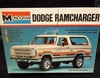Monogram 2263    --      Dodge Ramcharger   1:24