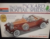 Monogram 2301  --   1930 Packard Boattail Speedster   1:24