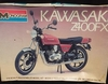 Monogram 2412    --   Kawasaki Z400FX   1:15    (rough box)