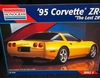 "Monogram 2455  --    ""The Last ZR-1""  1995 Corvette ZR-1  1:24"