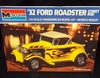 Monogram 2718    --     '32 Ford Roadster Street Rod   1:24