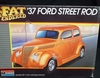 Monogram 2757   --   '37 Ford Street Rod   1:24