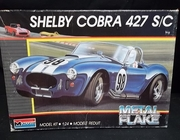 Monogram 2764   --   Shelby Cobra 427 S/C  1:24