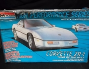 "Monogram 2785    --     Corvette ZR-1 ""King Of The Hill""  High Performance Series   1:24"