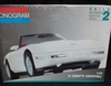 Monogram  2938   --    '91 Corvette Convertible   1:24