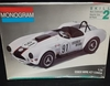 Monogram 2944   --   Essex Wire 427 Cobra   1:24