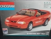 Monogram 2975   --   '94 Mustang Indy Pace Car   1:25