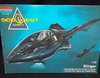 Monogram 3602      --      Stinger / Sea Quest DSV   includes pilot figure & display base   1:20