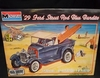 Monogram 4020    --    '29 Ford Street Rod 'Blue Bandito'      1:24