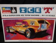 Monogram 4266   --     Ice 'T' -  A Super Cool Ice-Totin' Machine 1:24