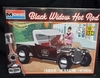 "Monogram 4324    --     Black Widow Hot Rod  /  Ford Model ""T"" Pickup Rod     1:24"