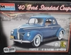 Monogram 4371    --    '40 Ford Standard Coupe   1:25