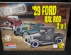 Monogram 4932    --    '29 Ford Rat Rod 3'n1    1:25