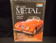 Monogram 6103     --     Jaguar XK120    1:24