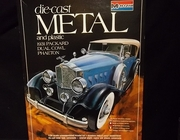 Monogram 6201    --     1931 Packard Dual Cowl Phaeton   **Metal Body Kit  1:24