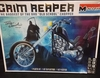 "Monogram 7541    --   'Grim Reaper '  The Baddest of the Bad ""Old School"" Chopper 1:8"