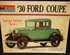 Monogram  7551     --     '30 Ford Coupe / Special Interest Series   1:24