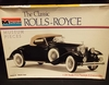 Monogram 8203    --   1931 Rolls-Royce Phantom II Convertible   1:24