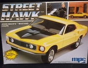 MPC 0687   --     'Street Hawk'  Jesse Mach's Mustang Coupe  1:25