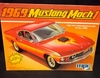 MPC 0731     --     1969 Mustang Mach I   1:25  (no decals)