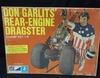 MPC 0753-225    --     Don Garlits' Rear-Engine Dragster/Swamp Rat 1-R    1:25