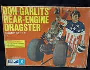 MPC 0753-225    --     Don Garlits' Rear-Engine Dragster / Swamp Rat 1-R  1:25