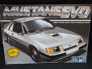 MPC 0771   --   Mustang SVO  1:25  (parts off tree)