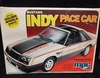 MPC 0785   --    Indy Mustang Pace Car   1:25   (no decals)