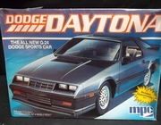 MPC 0884   --    Dodge Daytona G-24 Sports Car   1:25