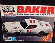 MPC 1702-225  --   Buddy Baker's NASCAR  Charger #11   1;25  (parts off tree)