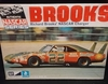 MPC 1705    --     Richard Brook's NASCAR Charger  1:25