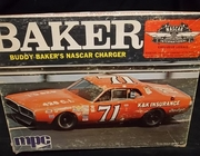 MPC 1711     --     Buddy Baker's NASCAR Charger   1:25