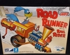 MPC 2652-225    --    Road Runner and his Rail Rider  Snap    1:25   Original 1972 Release/ Sealed
