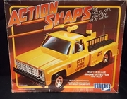 MPC 3501    --    Smoke Detector Fire Truck  ActionSnap Kit  1:16