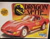 MPC 3718    --     'Dragon Vette'   1:25   (parts off tree)